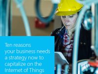 Ten reasons your business needs a strategy now to capitalize on the Internet of Things
